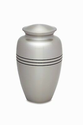 Pewter Classic Adult Cremation Urn