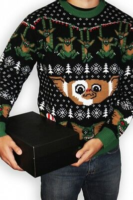 Gremlins Gizmo Knit Sweater By Mondo x Middle Of Beyond
