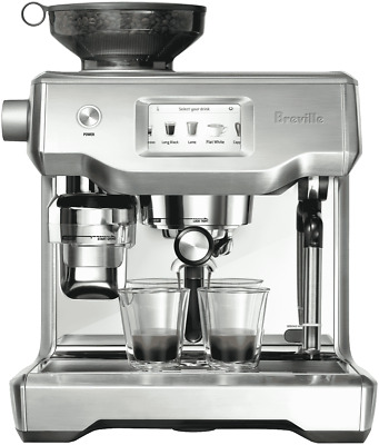 NEW Breville BES990BSS The Oracle Touch Espresso Machine