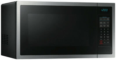 NEW Samsung ME6124ST-1 34L 1000W Stainless Steel Microwave