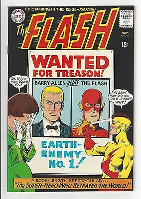 The Flash #156, 1965, Nm- Condition Copy
