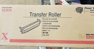 Xerox~Phaser 6200/6250~Color Laser Printer~Transfer Roller~Factory Sealed