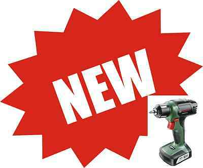 new Bosch EasyDRILL 12 Li-ION Battery Cordless Combi 06039B3070 3165140855648
