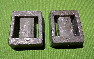 Lead diving weight