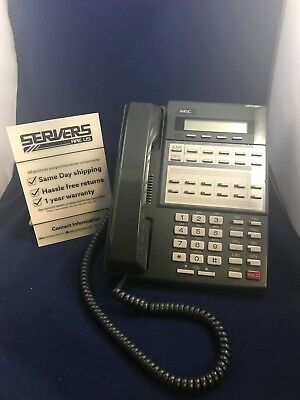 NEC DS 22-BTN Display Telephones 80573  DX7NA-12TXH Used