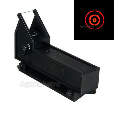 Telrad Telescope Reflex Finder with Mounting Base and Red Illumination # 1001