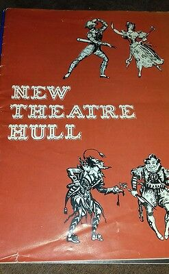 Theatre Programme. Jesus Christ Superstar. 1982. New Theatre. Hull.