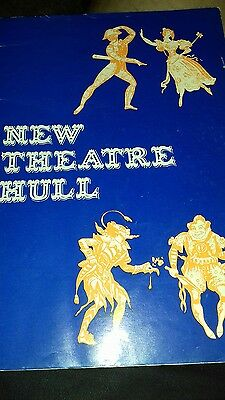 Theatre Programme. 1980. New Theatre Hull. The Sound of Music.