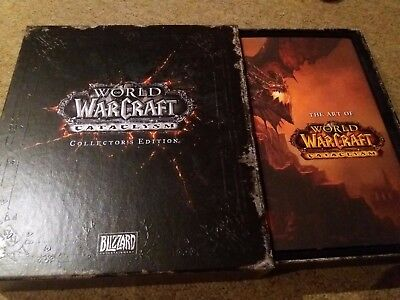 World Of Warcraft Cataclysm: Collector's Edition (No Serial Code)