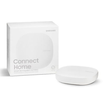 Samsung Connect Home Ac1300 Whole Home Wifi System And Smart Hub Et-Wv520 New