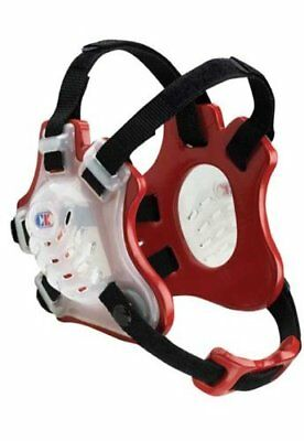 Translucent and double Black Cliff Keen F5 Tornado 4-Strap Stock Head Gear