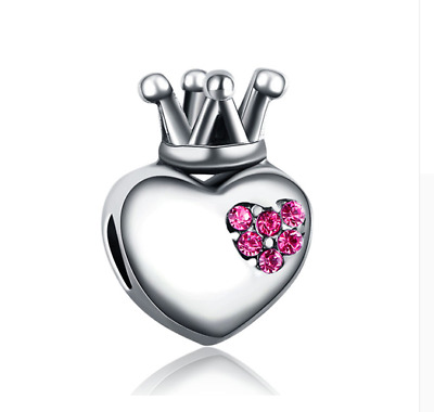 Charms Charm Bracciale Pandora Brosway Argento Cuore Reale