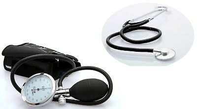 Manual Blood Pressure Monitor Rossmax  Sphygmomanometer & Stethoscope Free Bag