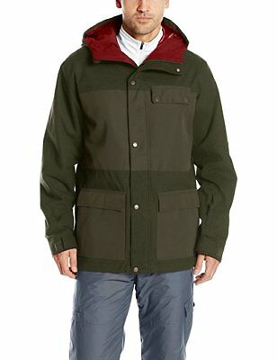 Quiksilver Snow Men's Honest 17 Jacket - XL RRP $349