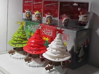 4 Limited Edition Very Rare Collectible Coca-Cola Mexico X'Mas Decorations