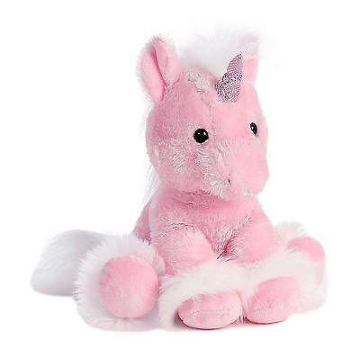 FBAS-AUROFBA07789-Aurora World Dreaming of You Unicorn Plush, Pink, Small