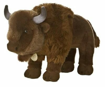Aurora World Plush - Miyoni - BISON (Large - 16 inch) - New Stuffed Animal Toy