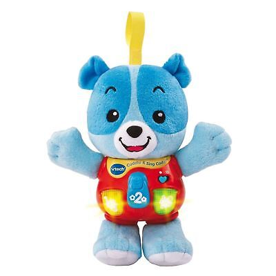 VTECH Cuddle and Sing Cody Plush Toy