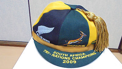 2009 South Africa Rugby Honours Cap