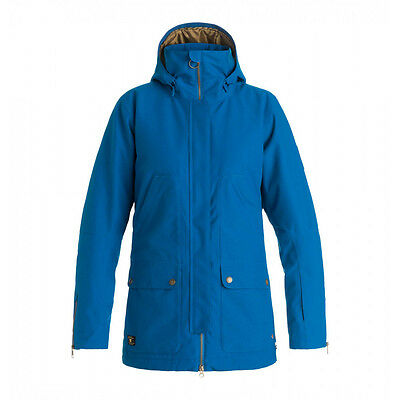 DC womens panoramic snow jacket - size S RRP $349