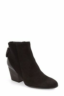 8d7029349a794 $400 PAUL GREEN Jada TASSEL Water Resistant ARCH SUPPORT Bootie BLACK 6.5  US(PG1