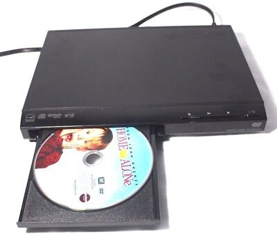 Sony DVP-SR310P DVD progressive scan Xvid MP3 JPG - dents, scratches and smudges