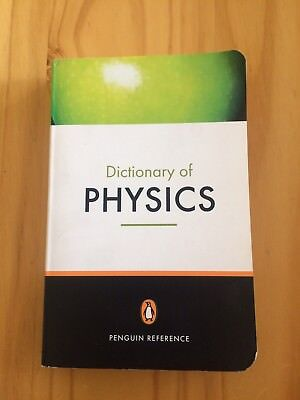 Dictionary Of Physics book Penguin Reference