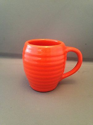 Bauer 2000 Mini Beehive Coffee Mug BAUER ORANGE