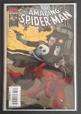 Amazing Spider-Man 577 NM- Marvel Comics 2009