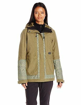 Billabong Women's Koko Snow Jacket Size :S  RRP $299