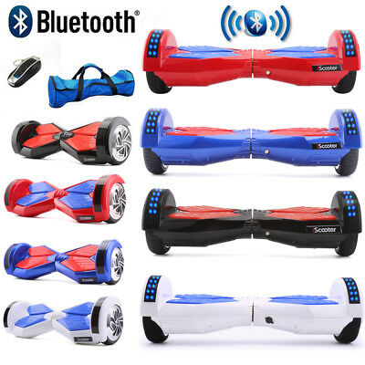 """6.5""""  Hoverboard Gyropode Self Balancing Scooter électrique Consei + Bluetooth"""