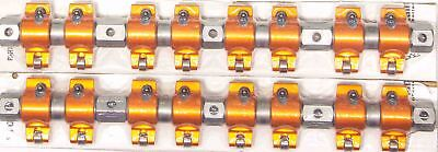 SHARP ROCKERS 1.6 Ratio Roller Tip HD Rocker Arm Mopar B/RB Kit P/N S70016K