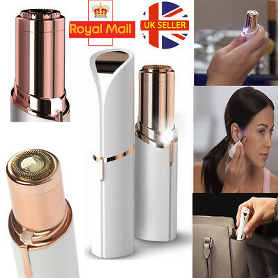 Finishing Touch Flawless Skin Women Painless Face Hair Remover Facial  UK STOCK