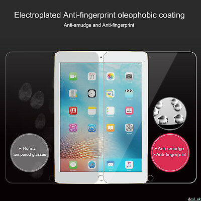 Premium Tempered Glass Film Screen Protector lot for iphone iPad 2 3 4 Air 1/2
