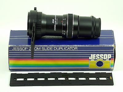 Jessops Zoom duplicator of 35mm / 110 Films and Slides for SLR / CSC cameras