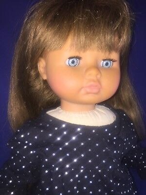 Gorgeous Vintage  Zapt Creations doll 18in