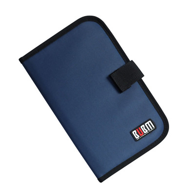 BUBM Portable thin CD and DVDs holders 32 Disc CD Wallet Storage Organizer Bag C