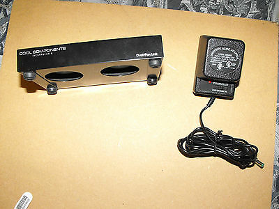 HOME THEATER Receiver &  Amplifier  Dual Fan Cooling Unit