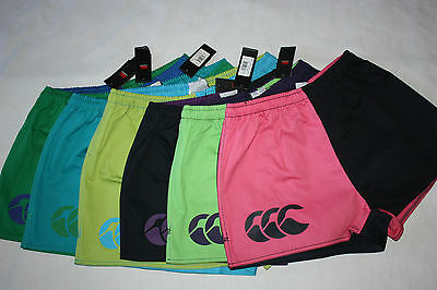 CANTERBURY HARLEQUIN RUGBY MENS / LADIES SHORTS MULTI COLORS SZS group 2