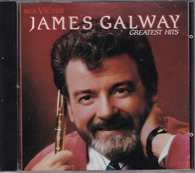 James Galway - Greatest Hits**1988 Australian Disctronics CD Album**VGC
