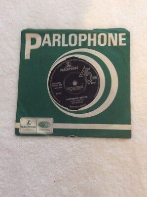 "The Beatles - Paperback Writer 7"" Single"