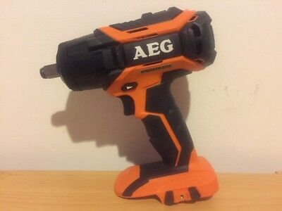 Aeg Bss18C12Zb3 18V 3-Speed Brushless Impact Wrench - Skin Only New!!