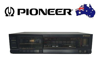 Pioneer Stereo Cassette Tape Deck Player Model No. CT-670 Dolby Noise Reduction