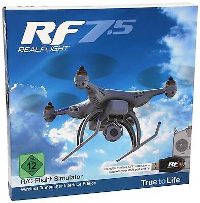 Great Planes RealFlight GPMZ4534 7.5 Wireless Interface Edition Toy