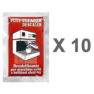 Puly Cleaning Puly Caff 'Baby' Descaler (10 X 30G) New!