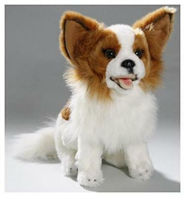 """Soft Toy Chihuahua sitting Dog 10"""". [Toy]"""