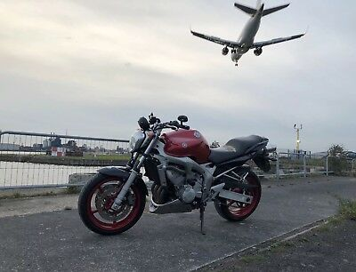Yamaha fz6n used motorcycle/great commuter