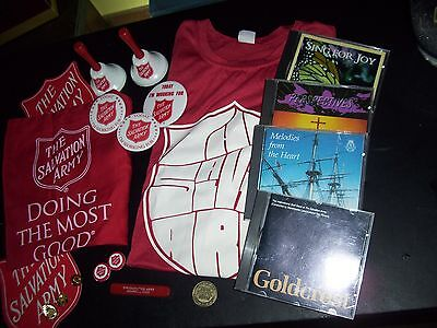 Salvation Army Lot Of 20 Items