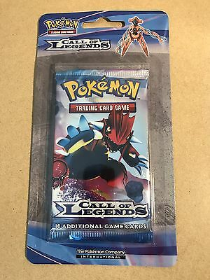 Pokemon Call Of Legends New Sealed Blister Pack Booster Rare Out Of Print 2011