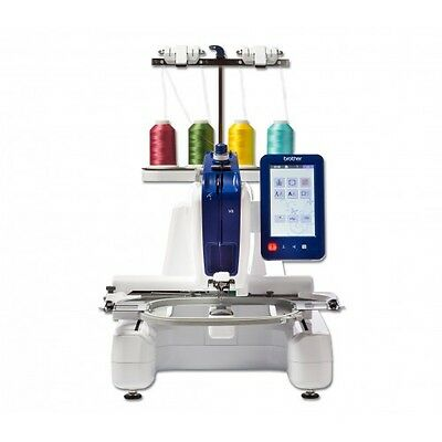 Brother VR Single Needle Embroidery Machine(ring about ex promo machines)save ££